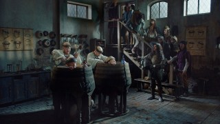 2019 BUD LIGHT – Medieval Barbers