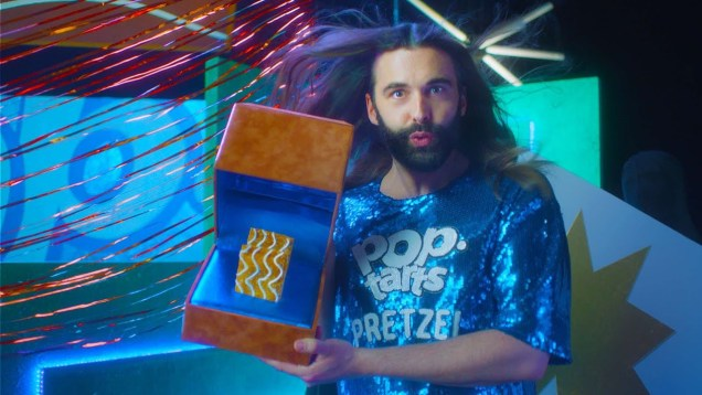 2020 POP TARTS – Fixed the Pretzel starring Jonathan Van Ness