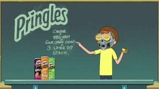 2020 PRINGLES – Rick and Morty Teaser