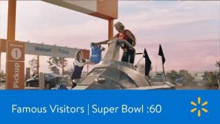 2020 WALMART – Famous Visitors