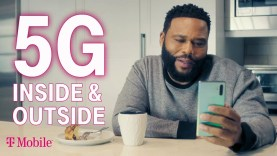 2020 T-MOBILE – Anthony Anderson's Mama Tests 5G Network