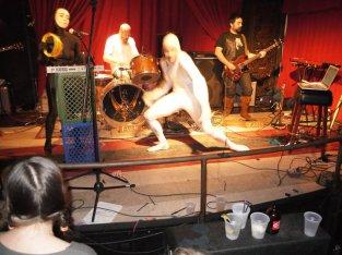 live with Borts Minorts + the Pork Torta, Club Congress (30th anniversary), Tucson Arizona 2010