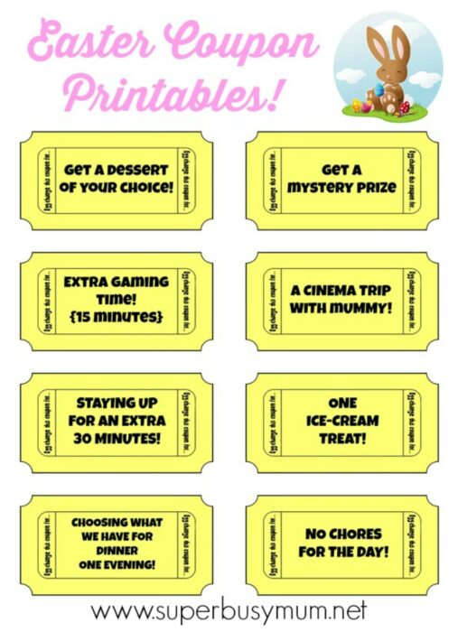 picture regarding Egg Coupons Printable referred to as Totally free Easter Printables - Tremendous Fast paced Mum