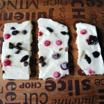 Yoghurt bar recipe