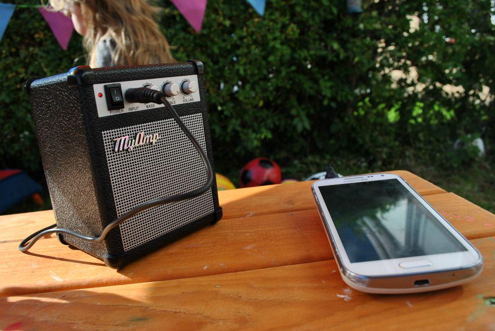 my amp 3