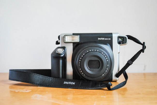 Fujifilm 300 wide review