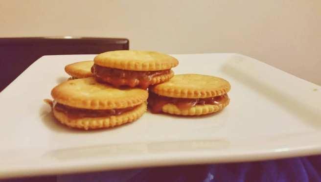 rolo ritz crackers