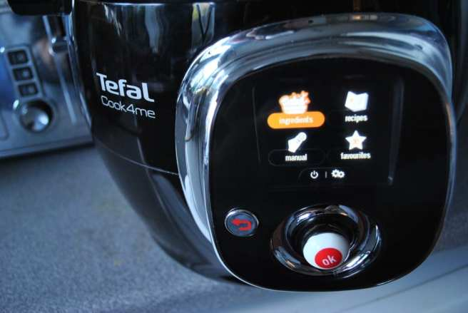 Cook4me with Tefal