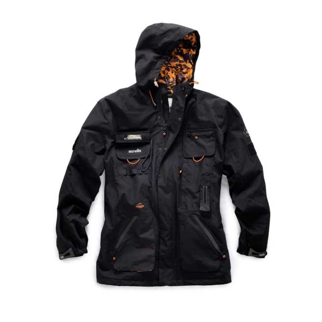 Expedition tech Jacket from Scruffs workwear
