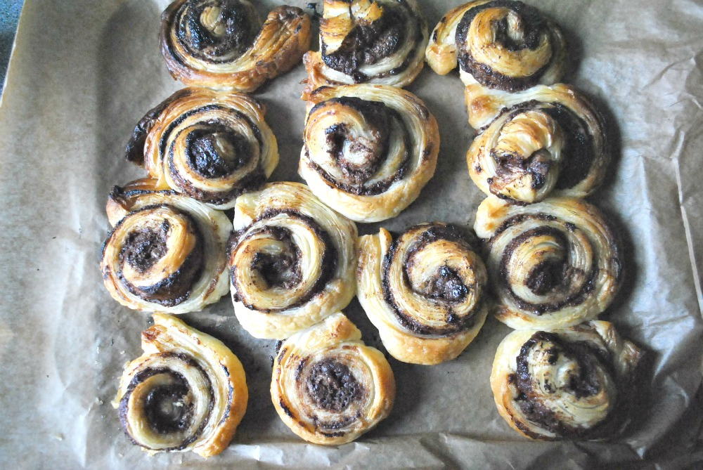 Chocolate pinwheels recipe - Super Busy Mum
