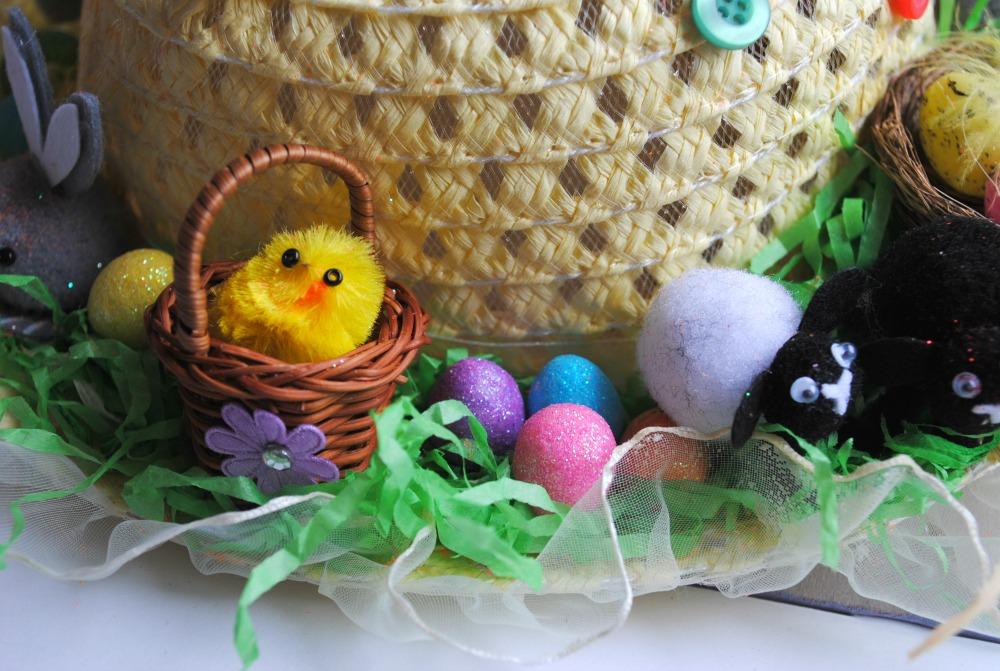 Bostik Bloggers Easter Craft