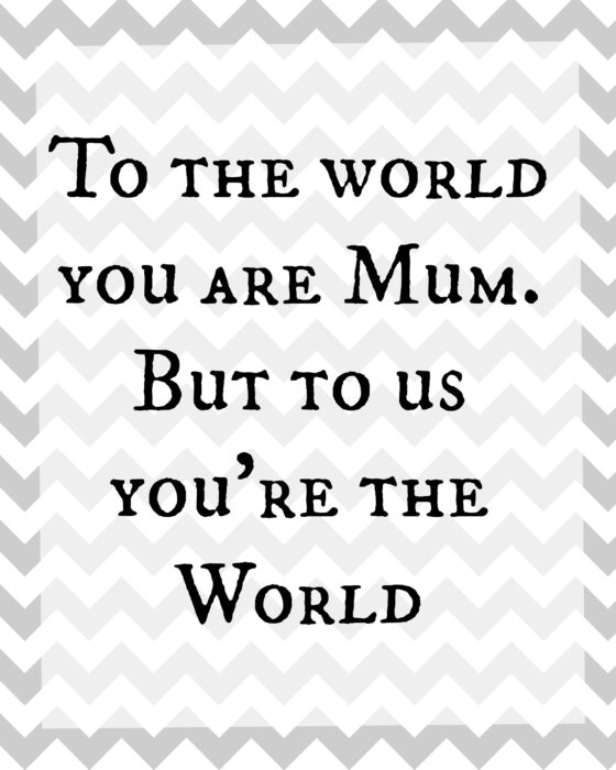 Mothers Day Free Printables Super Busy Mum