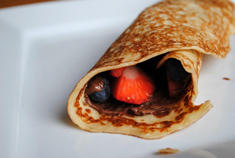Pancake day with galberts pancakes 3