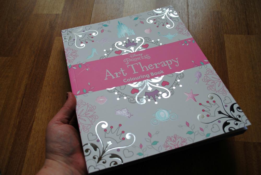 Art therapy - Parragon Books