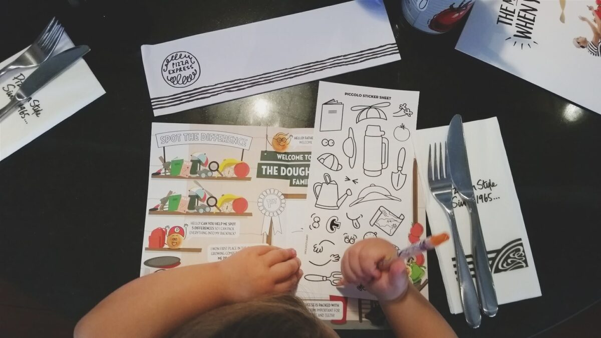 An Afternoon Of Dining With Pizza Express Super Busy Mum