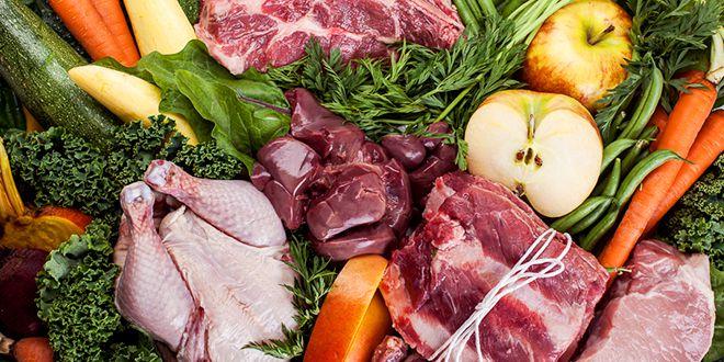 De qué se trata la dieta cruda