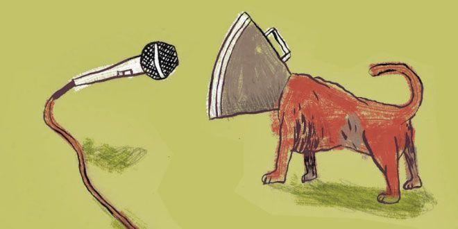 Discurso de José Revueltas a los perros del Parque Hundido
