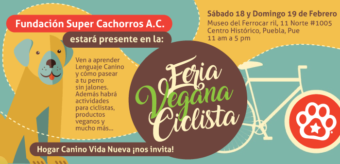 Feria Vegana Ciclista – Puebla