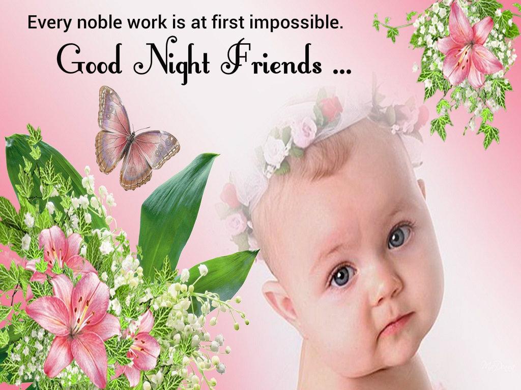 Cute Sad Baby Girl Wallpaper صور مساء الخير Good Night صور مكتوب عليها مساء الخير