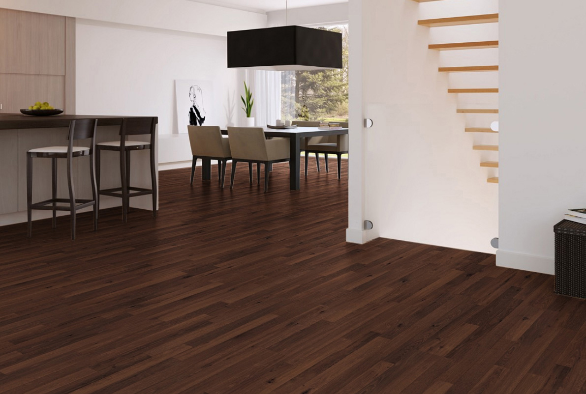 Laminate Flooring Light Color