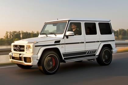 Mercedes G63 Amg Edition