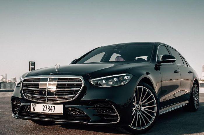 Mercedes-Benz S500 2021