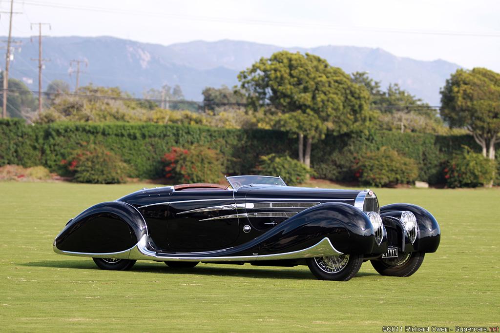 1935→1939 Bugatti Type 57c  Supercarsnet