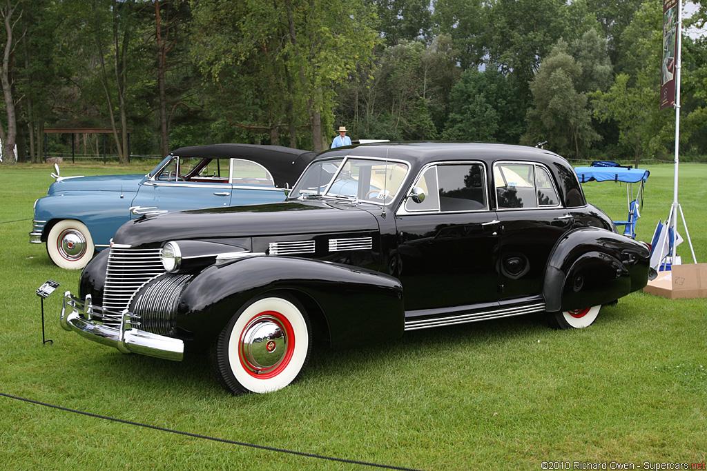 1940 Cadillac Sixty Special  Cadillac  Supercarsnet
