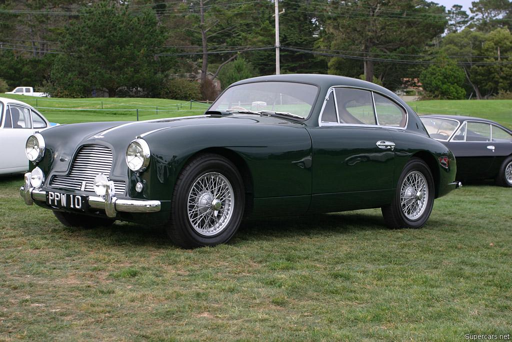 1953→1955 Aston Martin Db24  Aston Martin  Supercarsnet