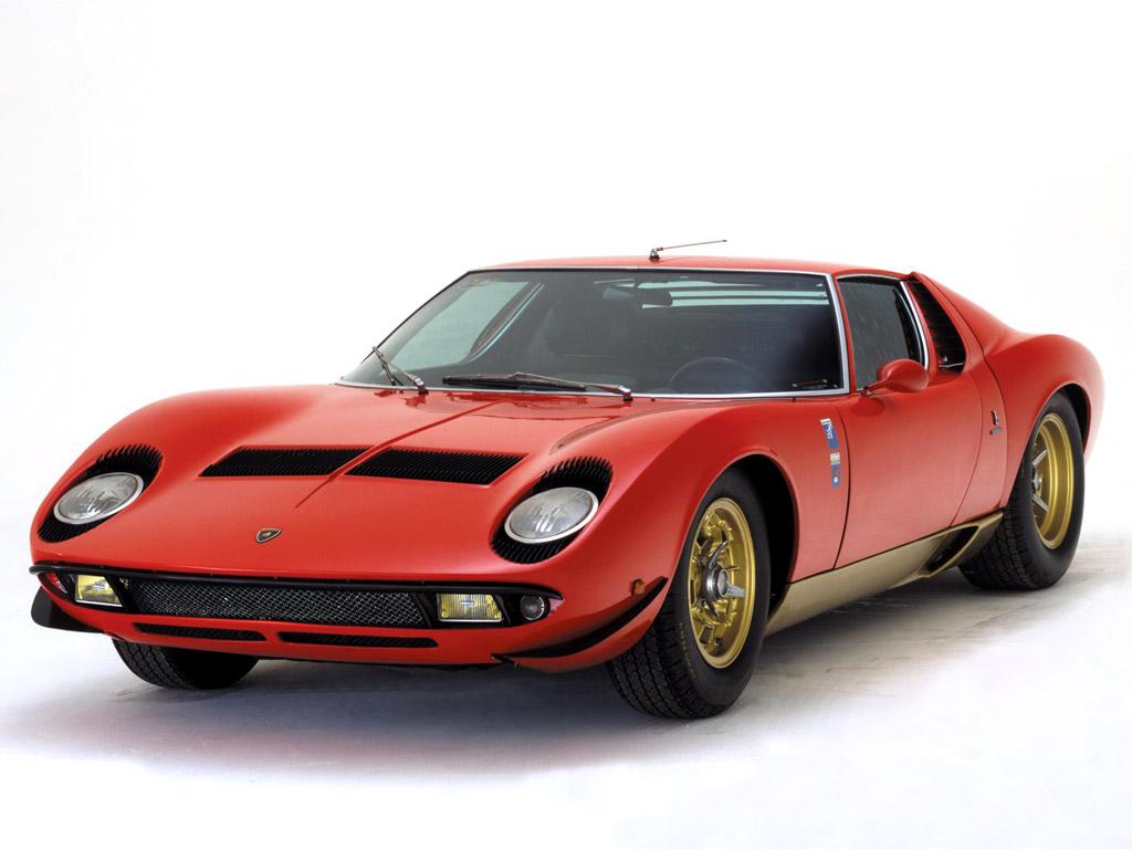 1968 Lamborghini Miura P400  Lamborghini  Supercarsnet