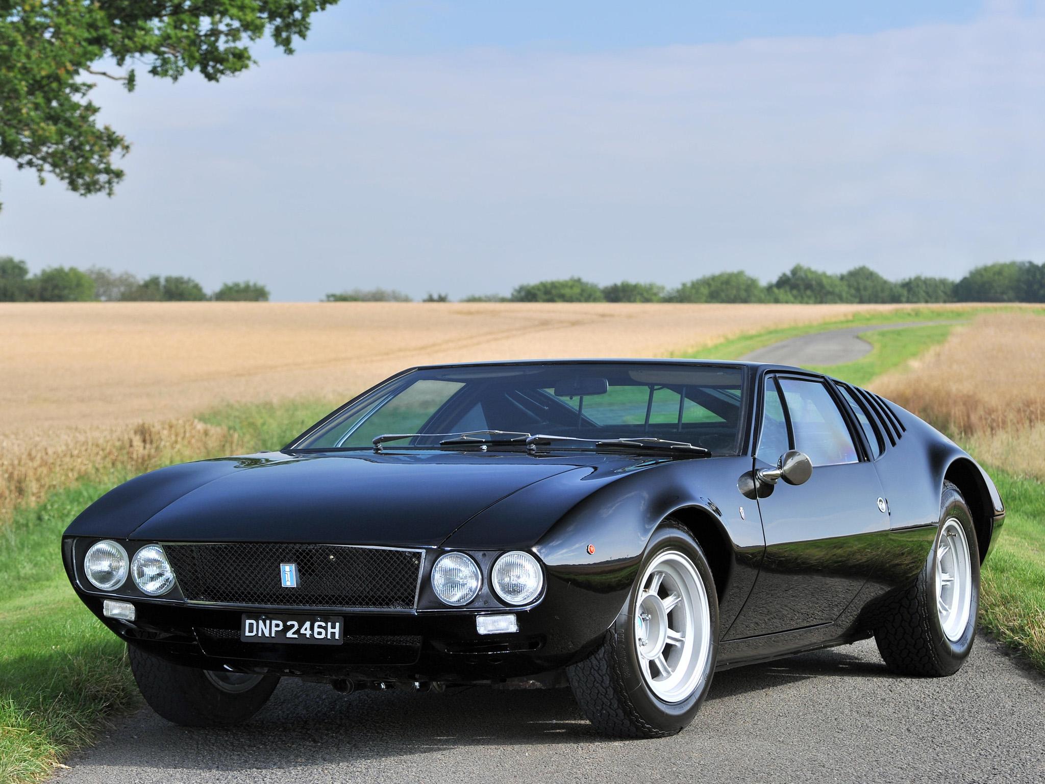 1967→1971 De Tomaso Mangusta  De Tomaso  Supercarsnet