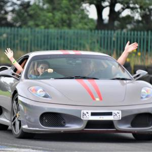 Junior Supercar Experiences