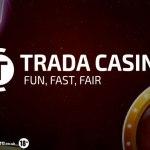 Trada Casino - 25 Free Spins No Deposit