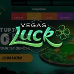 Vegas Luck -Wager Free Bonus