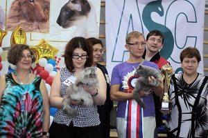 ASC-выставка кошек Кубок Гатчины @ Гатчина, Ленинградской облэ