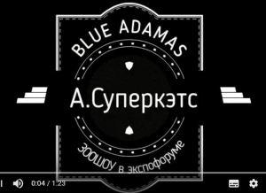 SuperCats_pitomnik Blue Adamas