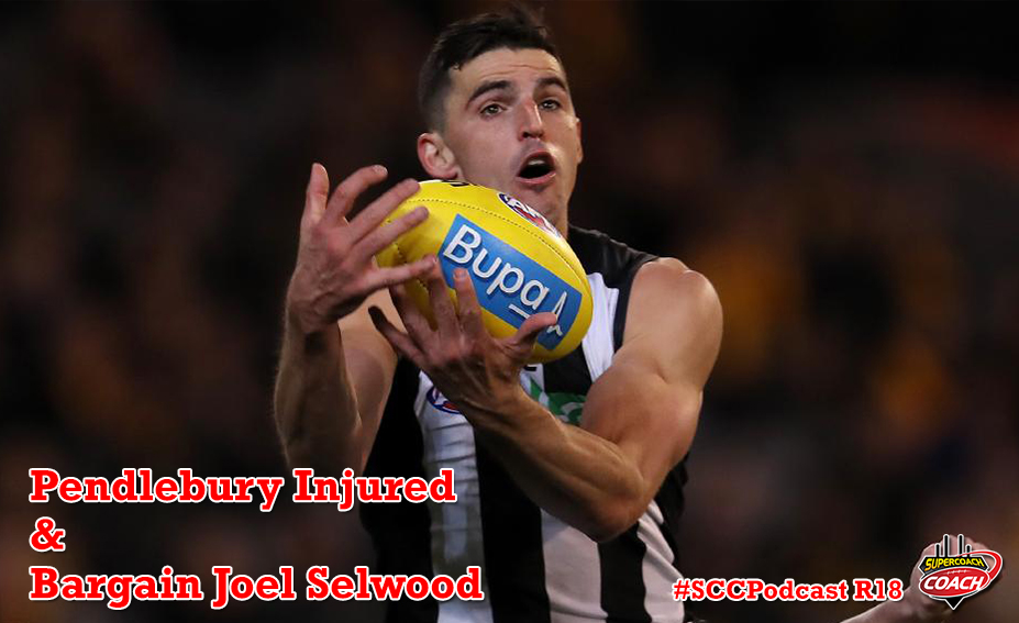 Scott Pendlebury Injured & Bargain Joel Selwood #SCCPodcast.2017-R18