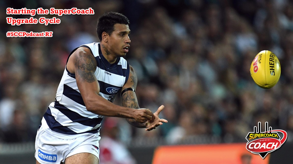 supercoach upgrade cycle tim kelly