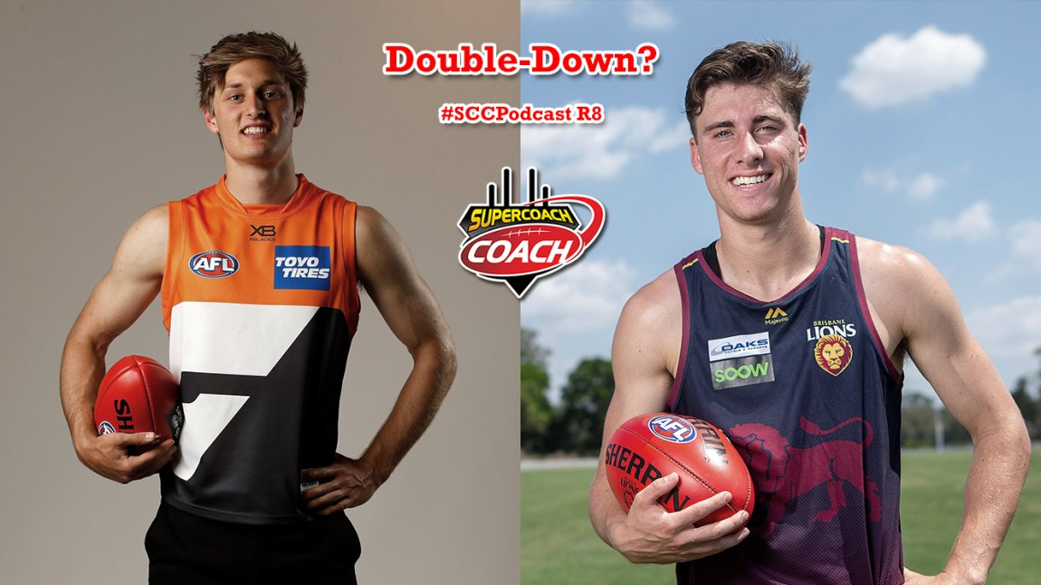 double-down supercoach jackson hately noah answerth