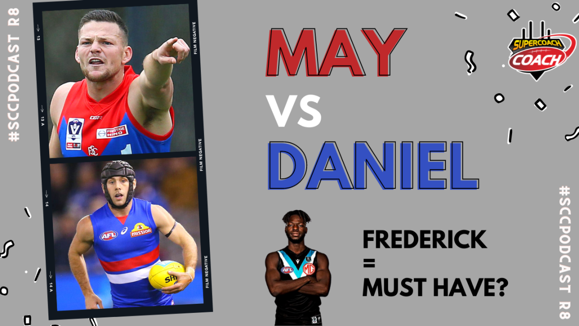 May vs Daniel & Is Martin Frederick a Must? #SCCPodcast R8 2021