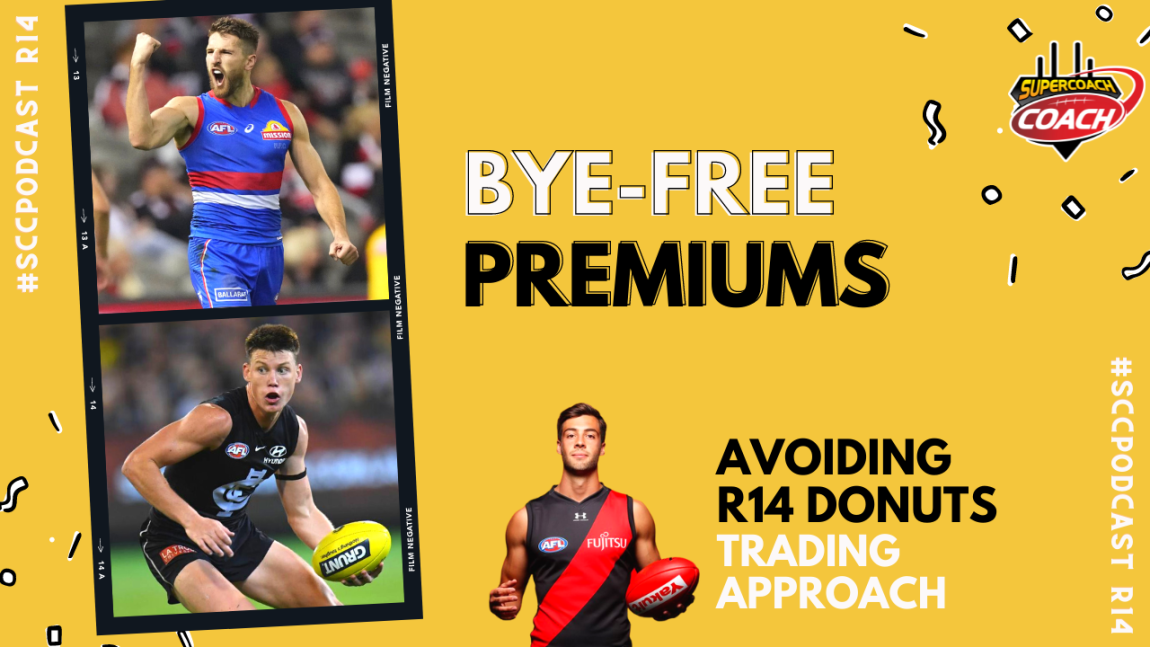 Bye-Free Premiums & Avoiding Donuts #SCCPodcast R14 2021