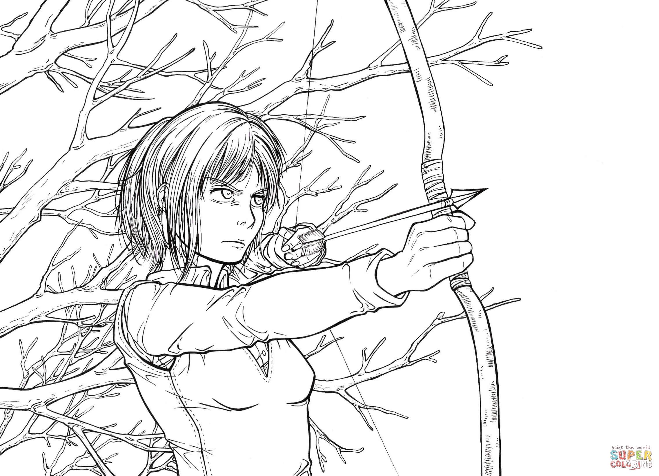 Sasha Blouse (Burausu) From Manga/Anime Series Shingeki No