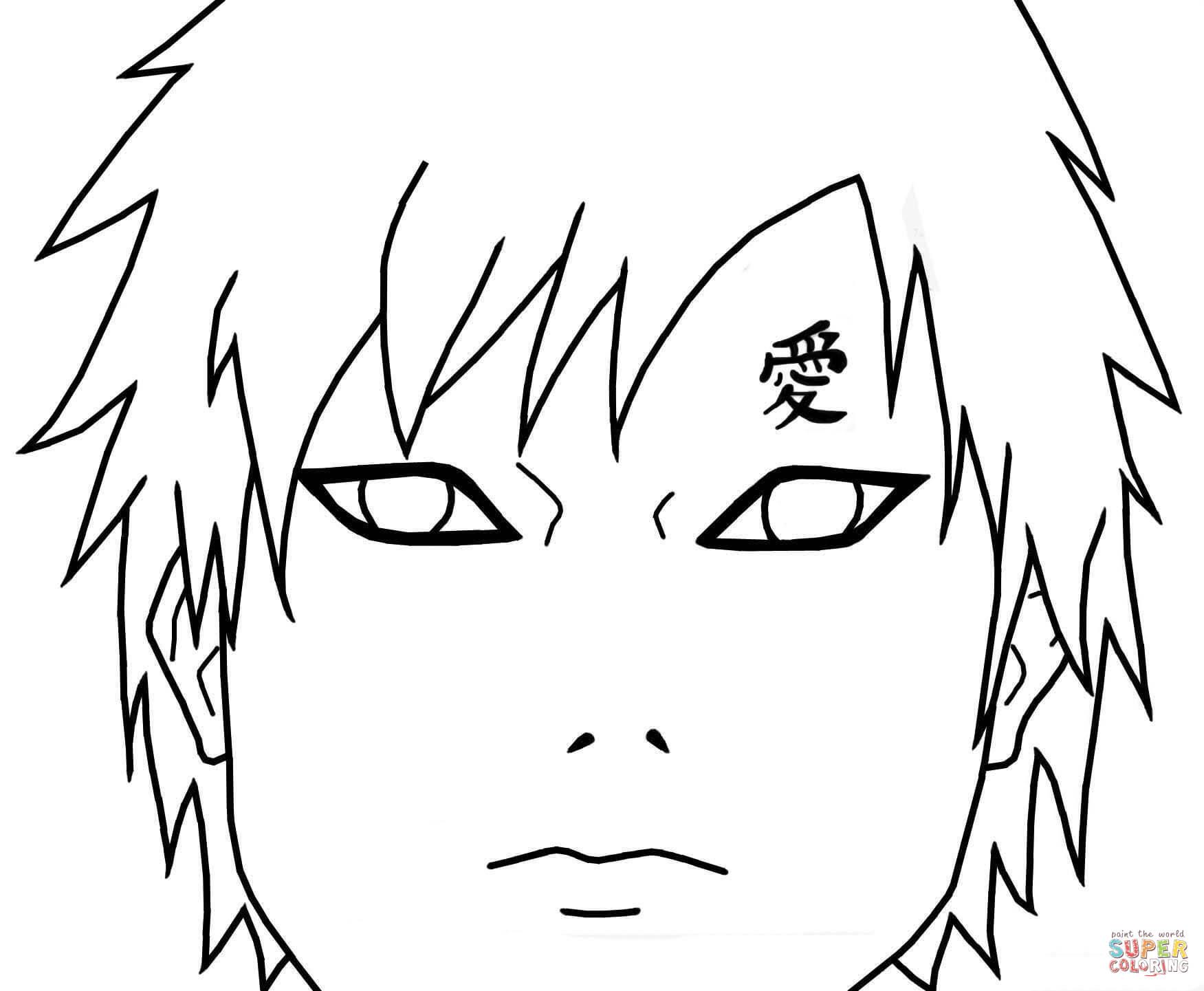 Naruto Zeichnen Vorlagen Leicht - Anime news naruto & boruto