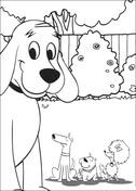 Cliford Coloring Pages : cliford, coloring, pages, Clifford, Coloring, Pages