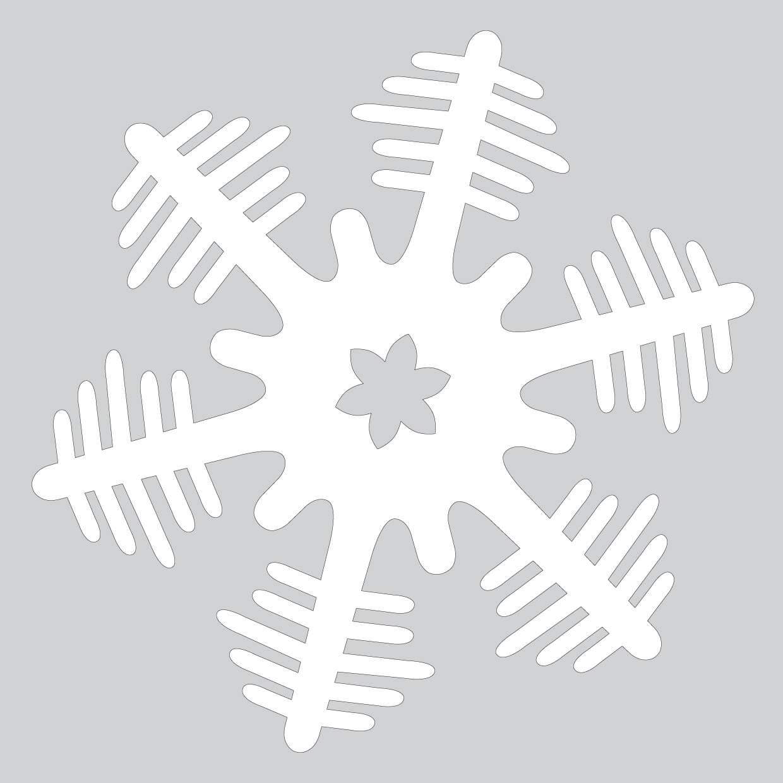 Drawing Snowflakes Tutorial