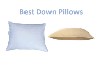 Top 10 Best Down Pillows in 2018 - Ultimate Guide