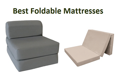 Top 10 Best Foldable Mattresses In 2018 Complete Guide