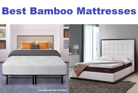Top 15 Best Bamboo Mattresses In 2017 Complete Guide