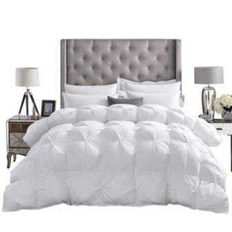 top 15 best king size down comforters