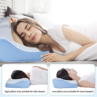 top 15 best pillows for backpain in
